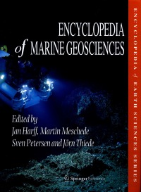 "Nagrodzona ""Encyclopedia of Marine Geosciences"""