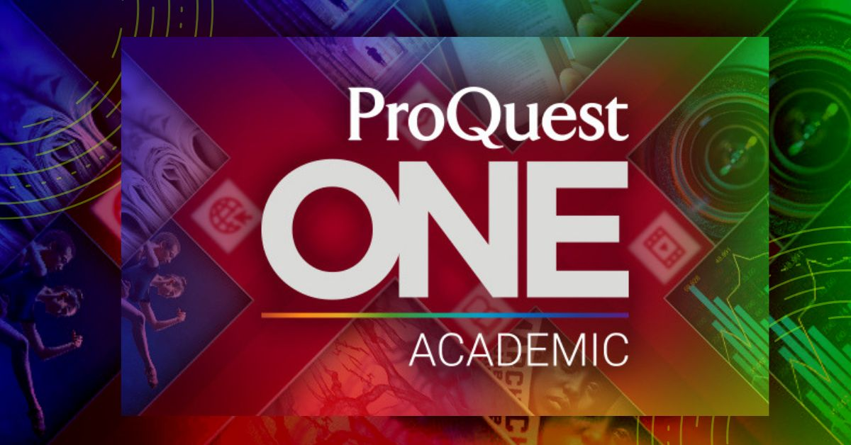 Test baz na platformie ProQuest One Academic
